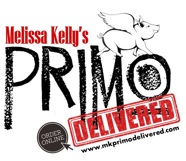Melissa Kelly's PRIMO Delivered